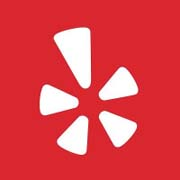 yelp logo and link