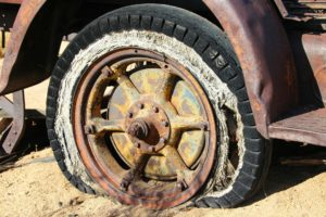 Tire Wear and Tear