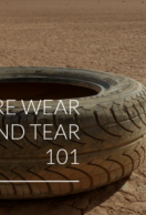 Tire Wear and Tear 101