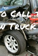 When to Call the Tow Truck