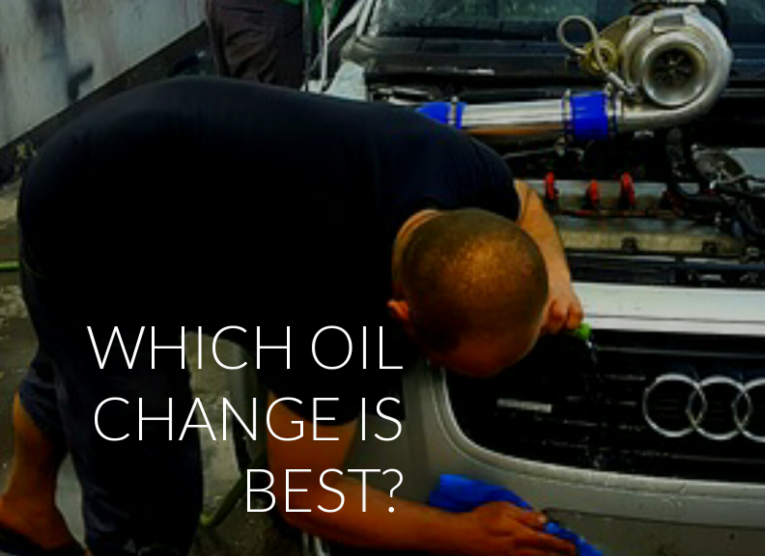 Best Place For Oil Change >> Which Oil Change Is Best All In The Wrist Albuquerque